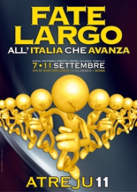 giovane, italia, frosinone, esperia, atreju, festa, giovani, pdl, politica, musica, cultura, spettacolo, sport