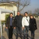 Gazebo ad Esperia piazza Badia - 24 gennaio 2010